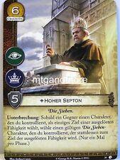 A Game of Thrones 2.0 LCG - 1x #039 Hoher Septon - Löwen von Casterlystein