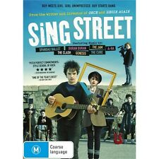 SING STREET-Ferdia Walsh-Peelo-Region 4-New AND Sealed