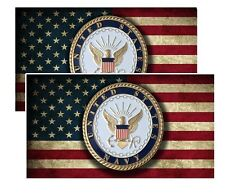 United States Navy Seal Decals Pack Of Two