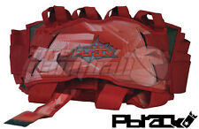 PBrack Jetpack Paintball Harness - Blood Red Pod Pack