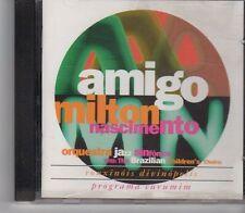 (FX964) Amigo, Milton Nascimento - 1995 CD