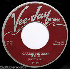 JIMMY REED-Baby What You Want Me To Do-Early Chicago Blues 45-VEE JAY #VJ 333