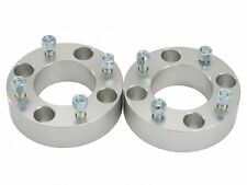 "2"" (2 x 1.0-inch) ATV Wheel Spacers Yamaha Raptor YFZ Banshee FRONT 4x156 4/156"