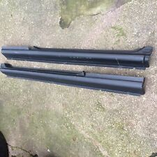 Ford Fiesta 3 DOOR FULL PAIR of OUTER SILLS XR2i RS Turbo Si Door Steps 89-95