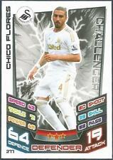 TOPPS MATCH ATTAX 2012-13- #277-SWANSEA CITY-CHICO FLORES