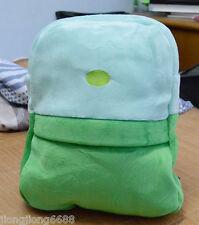 Adventure Time Finn plush Backpack cosplay / 37cm*29cm ctk