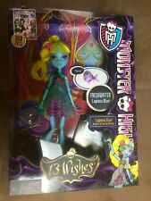 New! Monster High 13 Wishes Freshwater Lagoona Blue w/ Neptuna