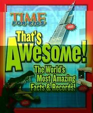 Children's Hardcover Book TIME FOR KIDS WOrld's Most Amazing Facts & Records