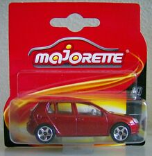 MAJORETTE Volkswagen Golf V 5 rouge red N° 264B 1.61
