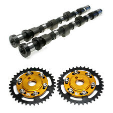 BRIAN CROWER BC S3 STAGE 3 CAMS CAMSHAFTS AND CAM GEARS FOR NISSAN SR20DET TURBO