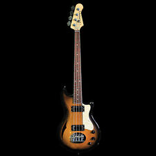 Lakland Hollow Body 30 4 String Bass Plus FREE Leather Strap