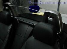 BMW Z4 Windrestrictor® brand screen deflector restrictor blocker