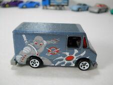Hot Wheels Combat Medic Delivery Van Truck HTF 1/64 Scale JC30