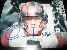 OSCAR ISAAC SIGNED AUTOGRAPH 8x10 PHOTO STAR WARS PROMO VII IN PERSON FIRST SHOT