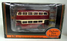 EFE 1/76 Scale 11109 RTL D/Deck bus OK Motor Services diecast model bus