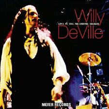 Willy DeVille / Live At The Metropol, Berlin - 2 Vinyl LP 180g audiophil