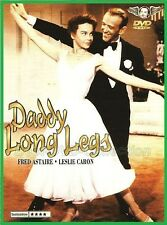 Daddy Long Legs - Fred Astaire - Leslie Caron - (1955) - NEW DVD