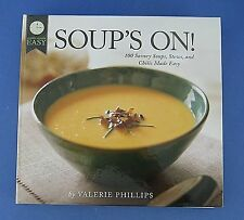 Soups On Cookbook Recipes Valerie Phillips Stew Chili