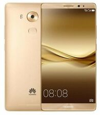 "Huawei Mate 8 64GB NXT-L29 Gold (FACTORY UNLOCKED) 6.0"" Full HD , 16MP"