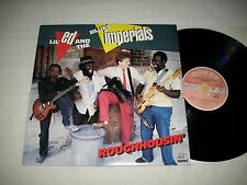 "Lil´Ed And The Blues Imperialst / Roughhousin-LP-(Alligator)""RAR"" Top Zustand"