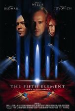 """THE FIFTH ELEMENT Movie Poster [Licensed-NEW-USA] 27x40"""" Theater Size Willis"""