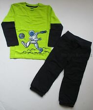 Gymboree Star Brights Monster Kick Tee Shirt Pull-On Lined Pants Set 5T NEW NWT