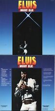 CD Elvis PRESLEY Moody Blue (1977) - Mini LP REPLICA - 10-track CARD SLEEVE