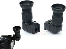 SEAGULL 1x-3.3x Right Angle Viewfinder for Canon 5D Mark II 60D 600D 550D 450D