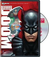 Justice League: Doom (2012, REGION 1 DVD New) WS