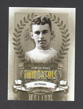 ITG Forever Rivals Immortals Joe Primeau Toronto Maple Leafs Card Look! #I-06