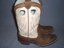 Ariat Ladies Earth Rawhide  Western Boots 10006885  SIZE 7 B