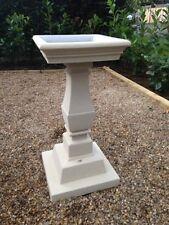 Seymour Birdbath - Stone Birdbath - Garden Birdbath