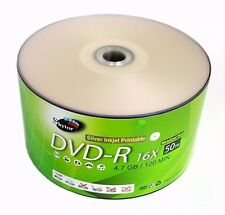 1800 Blank SKYTOR DVD-R DVDR 16X Silver Inkjet Printable 4.7GB Recordable Disc