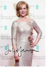 JULIET STEVENSON - Signed 12x8 Photograph - TRULY MADLY DEEPLY