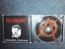 Fatal Aggression - Organized Confusion  (US private press. 1998, Thrash Metal)