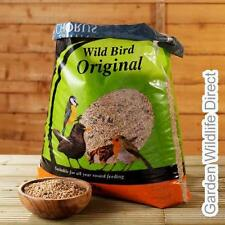 25kg Dawn Chorus Wild Bird Seed Mix / Garden Bird Food /  with suet pellets