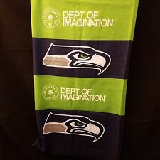 SEATTLE SEAHAWKS HEAD BAND SCARF MULTI PURPOSE SIZE ONE SIZE