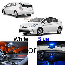 2010 & up 6-Light SMD Full LED Interior Lights Package For Toyota Prius Hybrid