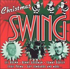 Christmas Swing [Direct Source] (CD, Sep-2001, Direct Source)