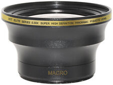 Fisheye 0.30x Wide Lens 52/58mm + macro for Nikon Nikkor 50mm f1.4D f/1.4,NEW,US