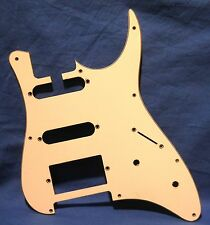 NEW OLDSTOCK WHITE 1H2S 1990'S MERCURY ELECTRIC GUITAR PICKGUARD FOR WASHBURN