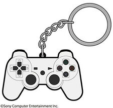 Playstation 3 PS3 DualShock Controller Replica Rubber Key Holder Keychain COSPA