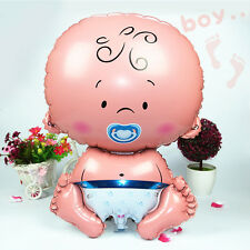 Boy Baby Shower Foil Helium Balloon Christening Birthday Party Decoration​