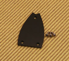 TC-BF 1-Ply Black Epiphone Style Guitar Fish Truss Rod Cover