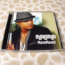 Mohombi - MoveMeant JAPAN CD+2 Bonus Track MINT #117-3