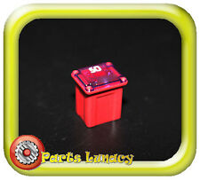 50 AMP Red ULTRA MICRO Fusible Link Fuse FOR Mazda BT50 UF