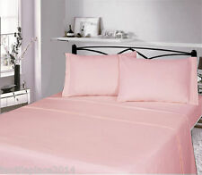 100% Luxury Brushed Cotton Thermal Flannelette Fitted  , Flat Or Sheet Set