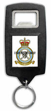 ROYAL AIR FORCE 100 SQUADRON BOTTLE OPENER KEY RING