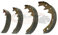 1957 1958 1959 1960 Ford F100 Pickup FRONT Brake Shoes (4) Heavy Duty Riveted