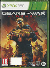 xbox 360 Gears of War: Judgment (GERMAN Edition) BRAND NEW game (plays xbox one)
